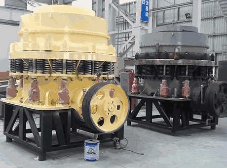 Jaw Crusher Vs Cone Crusher A Comparison  Sepro Aggregates