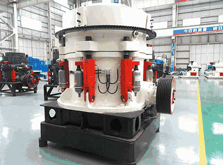 Cs Series Cone Crusher Csd315 Coarse Cavity