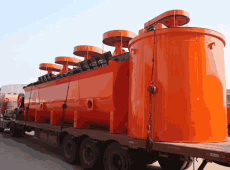 Widely Advance Technology Spring Gold Ore Flotation Tank