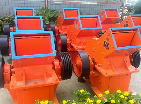Russia Use High Quality Limestone Hammer Crushers