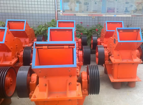 Good Quality Hammer Crusher Used For Crushing Caco3