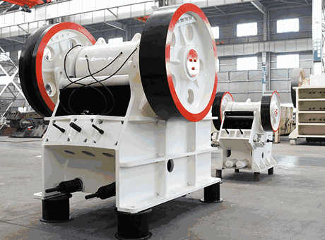 Reduction Ratio Range For Sbm Jaw Crusher