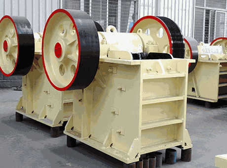 2019 New And Reasonable Design Jaw Crusher