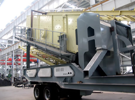 Installation Of Coal Mobile Crusher And Conveyor