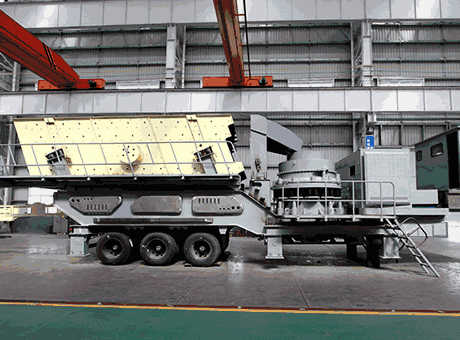 Mobile Jaw Crusher  Hxjq