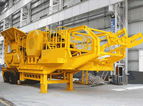 Orientalcrusher Ver2 0 Portable Crushing Plant