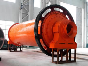 South African Antimony Ore Concentrator Design