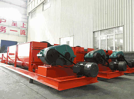 General Tungsten Ore Spiral Classifier Beneficiation