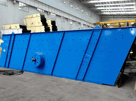 Hot Selling Linear Vibrating Screen For Starch